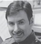 SPOG president Rich O'Neill circa 1983