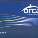 One entire ORCA card